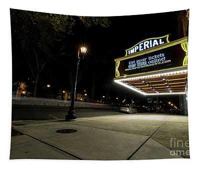 Imperial Theatre Augusta Ga Tapestry