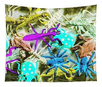 In Jungles Wild Tapestry