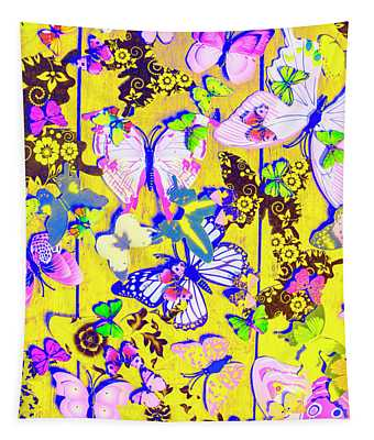 In Summer Sentiment Tapestry