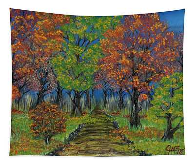 In The Fall Tapestry
