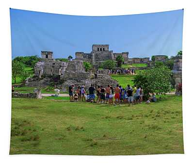 In The Footsteps Of The Maya Tapestry