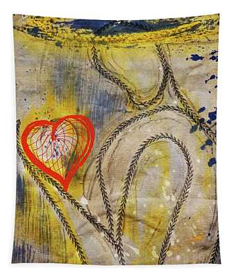 In The Golden Age Of Love And Lies Tapestry