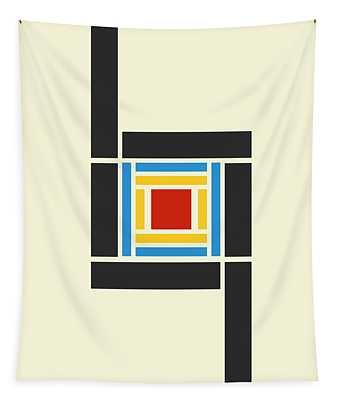 Inca King Tapestry