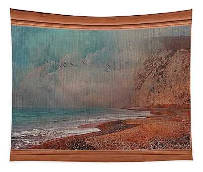 Incoming Storm Tapestry