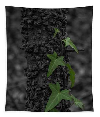 Industrious Ivy Tapestry