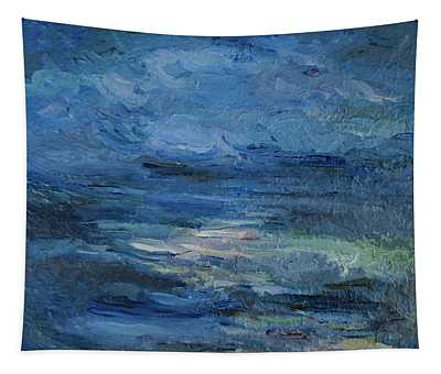 Into The Blues Tapestry