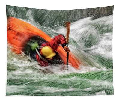 Into The Drink Tapestry
