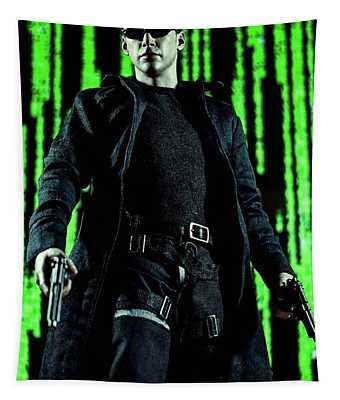 Into The Matrix Tapestry