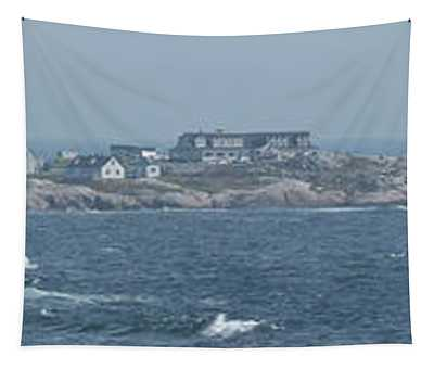 Into The Sea - Peggys Cove Tapestry