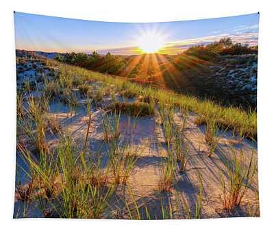 Into The Sun, Crane Beach Tapestry