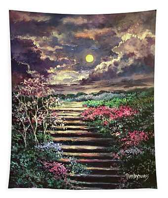 Invitation To Heaven Tapestry