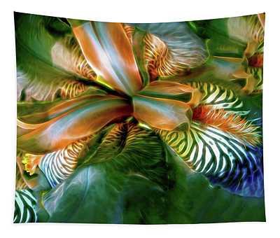 Iris Dream 2  Tapestry