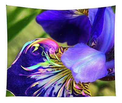Iris Osirus Tapestry