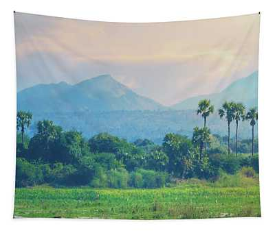 Irrawaddy Landscape Tapestry