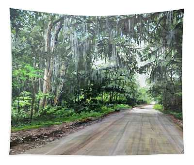 Island Road Tapestry