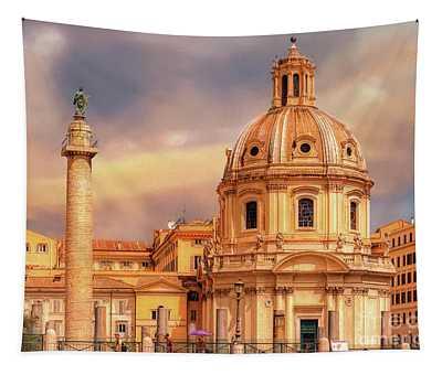 It Ain't Half Hot Mum, Rome Tapestry