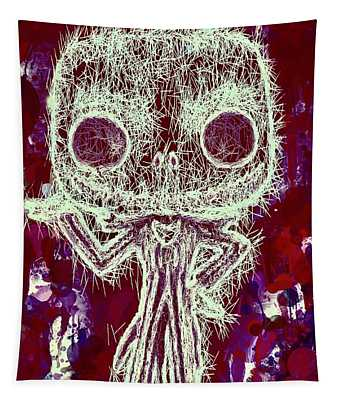 Jack Skellington Pop Tapestry