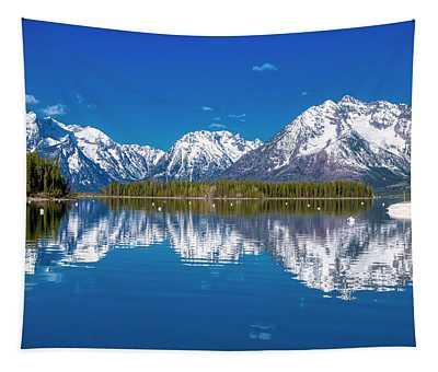 Jackson Lake Tapestry