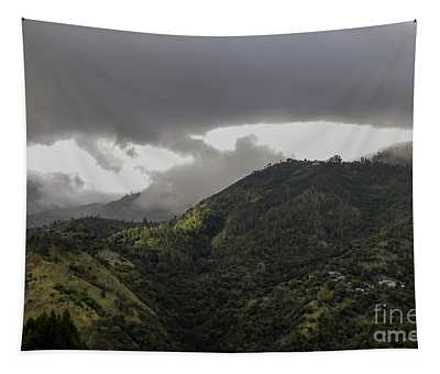 Jamaican Blue Mountains Tapestry
