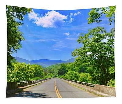 James River Bridge, Blue Ridge Parkway, Va. Tapestry