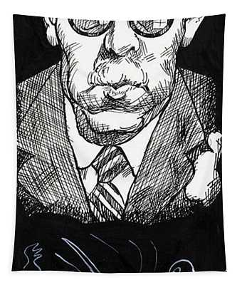 James Thurber Tapestry