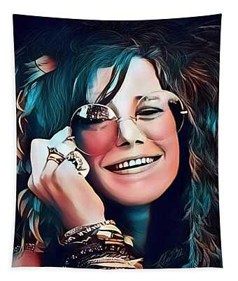 Janis The Rose Tapestry