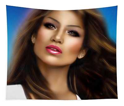Jennifer Lopez Tapestry