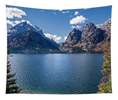 Jenny Lake Tapestry