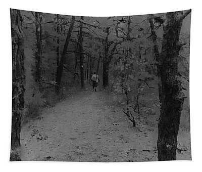 Jersey Devil Tapestry