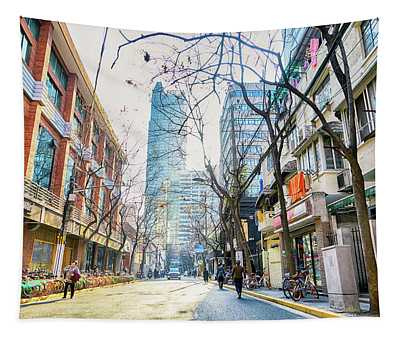 Jing An Tapestry