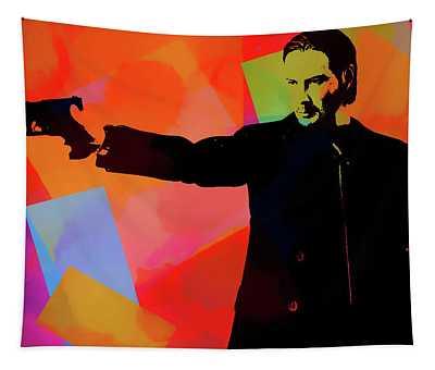 John Wick Tapestry