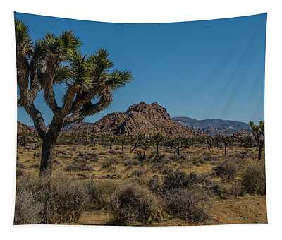 Joshua Tree Forest Tapestry