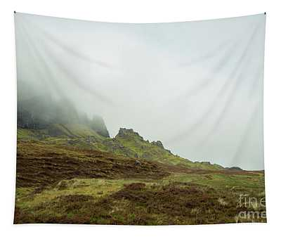 Journey To The Quiraing Tapestry
