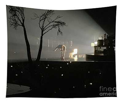 Jt Bowing Tapestry