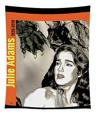 Julie Adams Tribute Tapestry