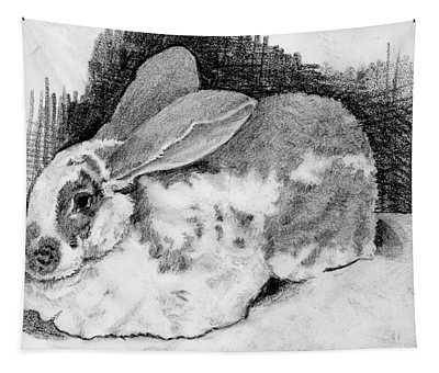 June Bunny Tapestry