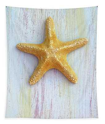 Jungle Sea Star Tapestry