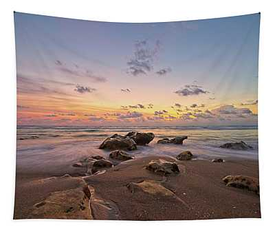 Jupiter Beach 2 Tapestry