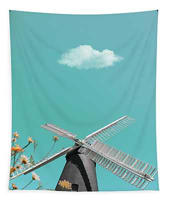 Just Breathe Tapestry