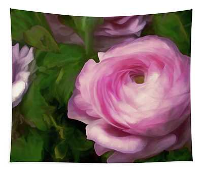 Just Pink 20 Tapestry
