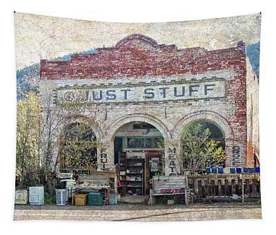 Just Stuff Tapestry