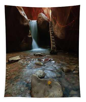 Kanarraville Falls Tapestry