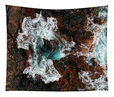 Keahole Aerial Tapestry
