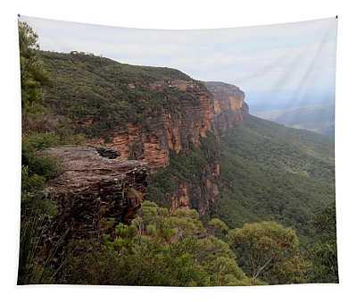 Kedumba Walls, Blue Mountains Tapestry