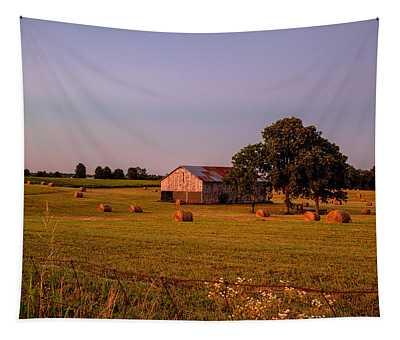 Kentucky Blue Hour Tapestry