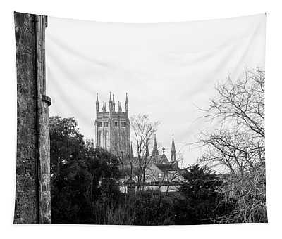 Kilenny Castle And Church Ireland  Tapestry