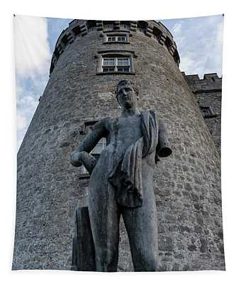 Kilkenny Castle Ireland Statue Tapestry