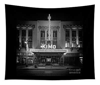 Kimo Theater Tapestry