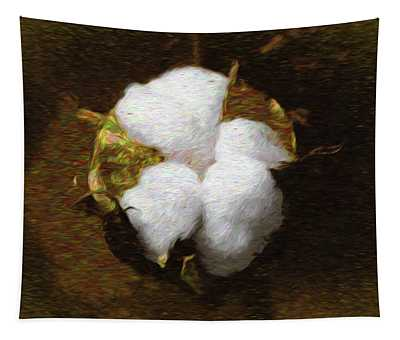 King Cotton Tapestry