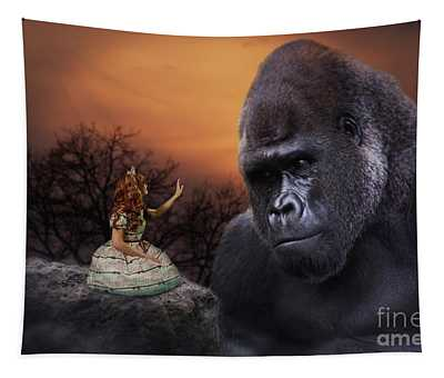 King Kong Tapestry